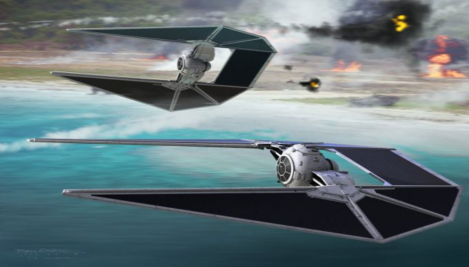 The-Art-of-Rogue-One-A-Star-Wars-Story-06-Tie-strikers-scarif-Concept-Art