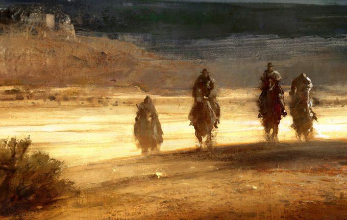 cowboy-western-concept-art-illustration-01-b_borkur_eiriksson
