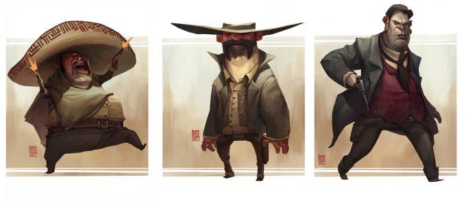 cowboy-western-concept-art-illustration-01-sergi-brosa-farwest