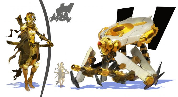 Ahmed-Aldoori-concept-art-illustratoin-mech-2