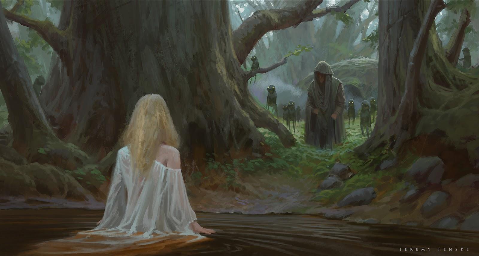 the bog queen