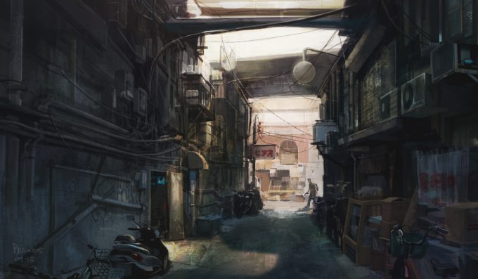 Patrick-Raines-Concept-Art-urban_alley