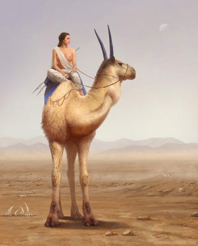 Leesha-Hannigan-Art-Drifting-Echoes-In-The-Desert-Of-Unrest