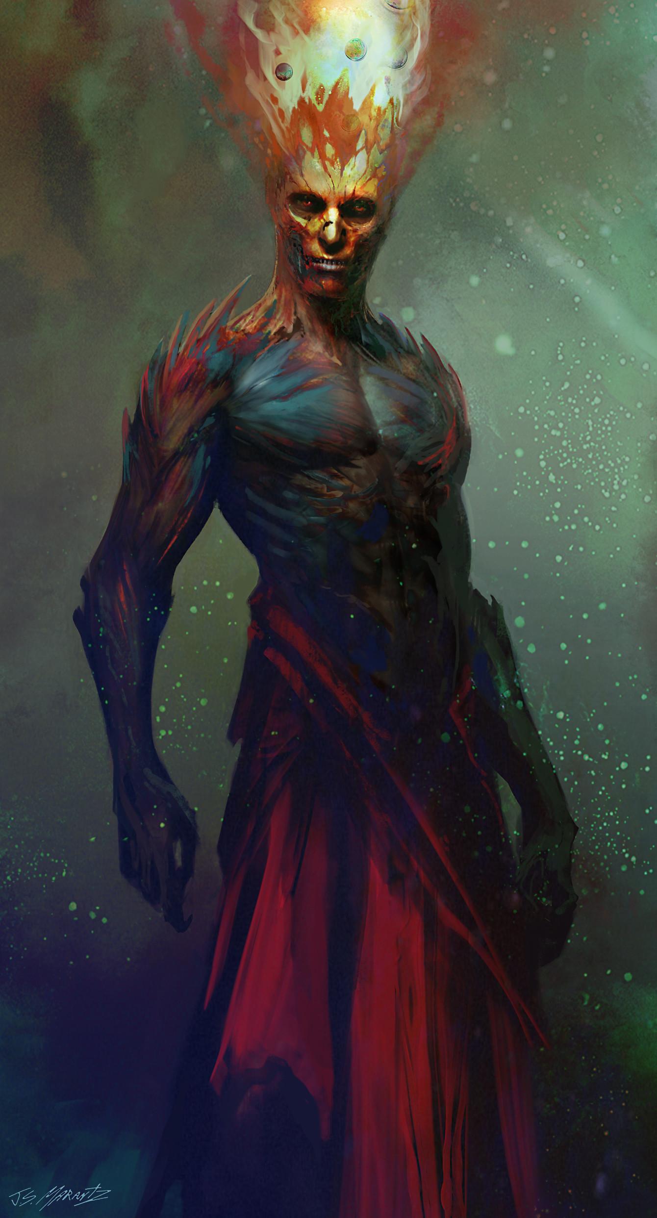 Doctor Strange Concept Art by Jerad Marantz | Concept Art ...
