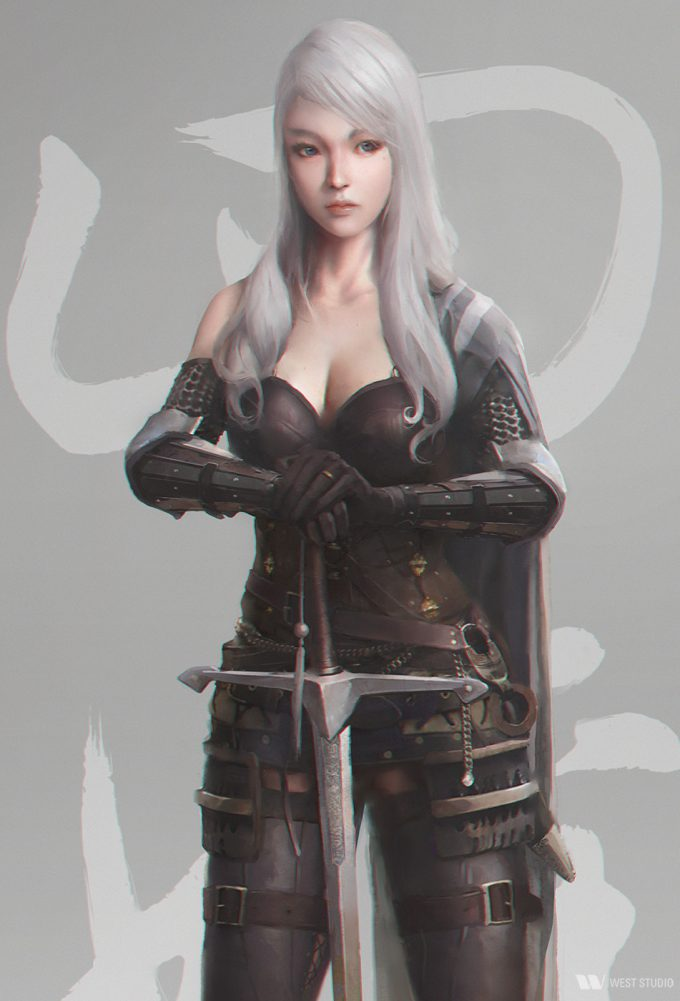 william-wu-female-warrior-concept-art