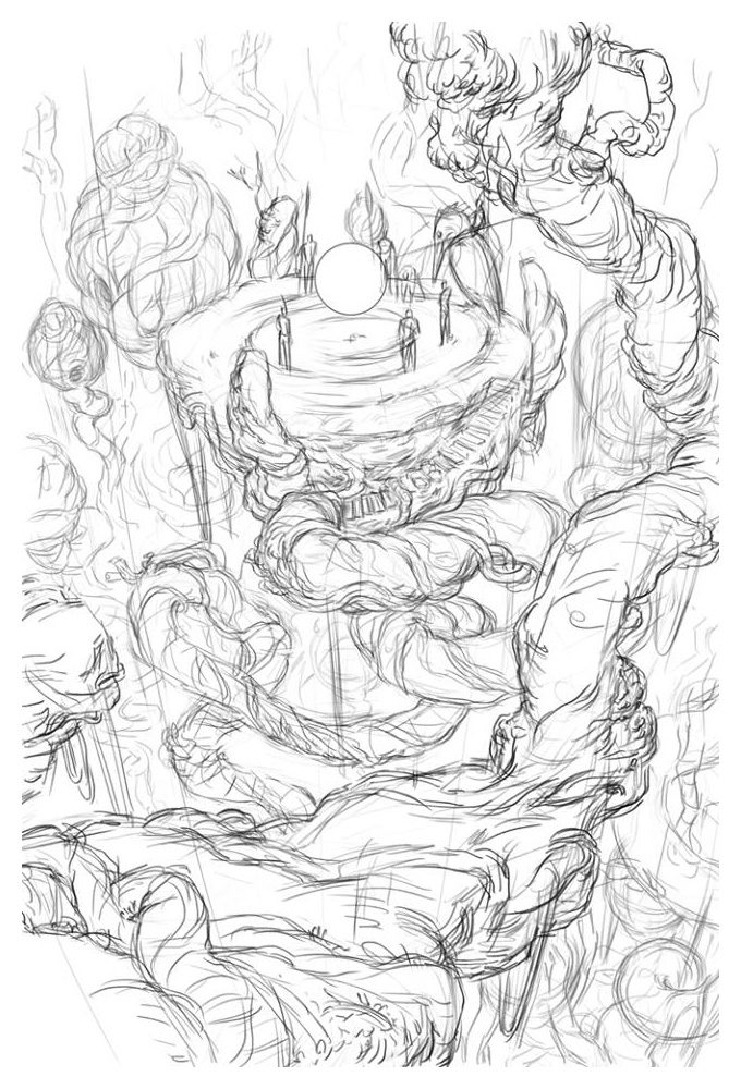 Australi_Comic-Art-Forest-Sketch