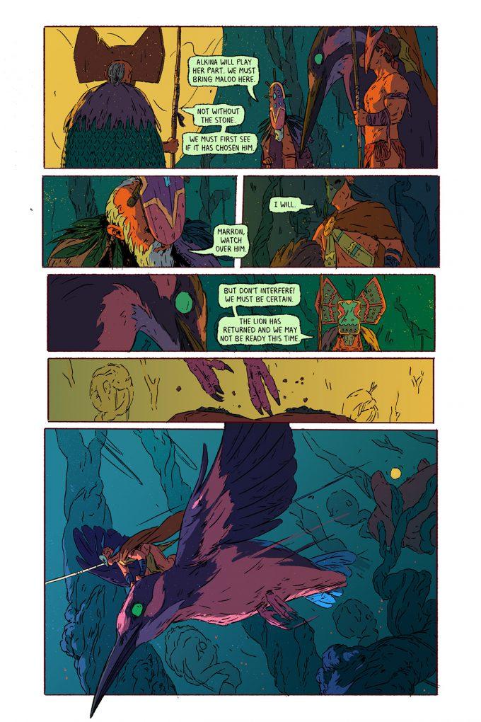 Australi_Comic-Art-King-Fisher-Guardian-Meeting