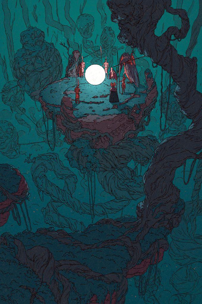 Australi_Comic-Art-Paperbark-mountain-Guardians