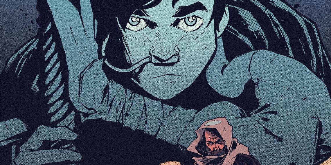 Dune To Train The Faithful Fan Comic M02