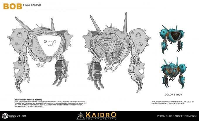 KAIDRO_Bob_Final_Sketches