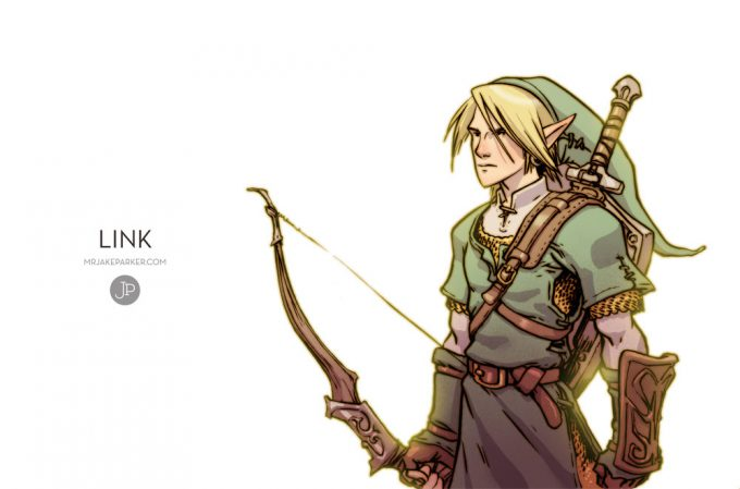 Legend-of-Zelda-Link-Fan-Art-Concept-Illustration-01-Jake_Parker