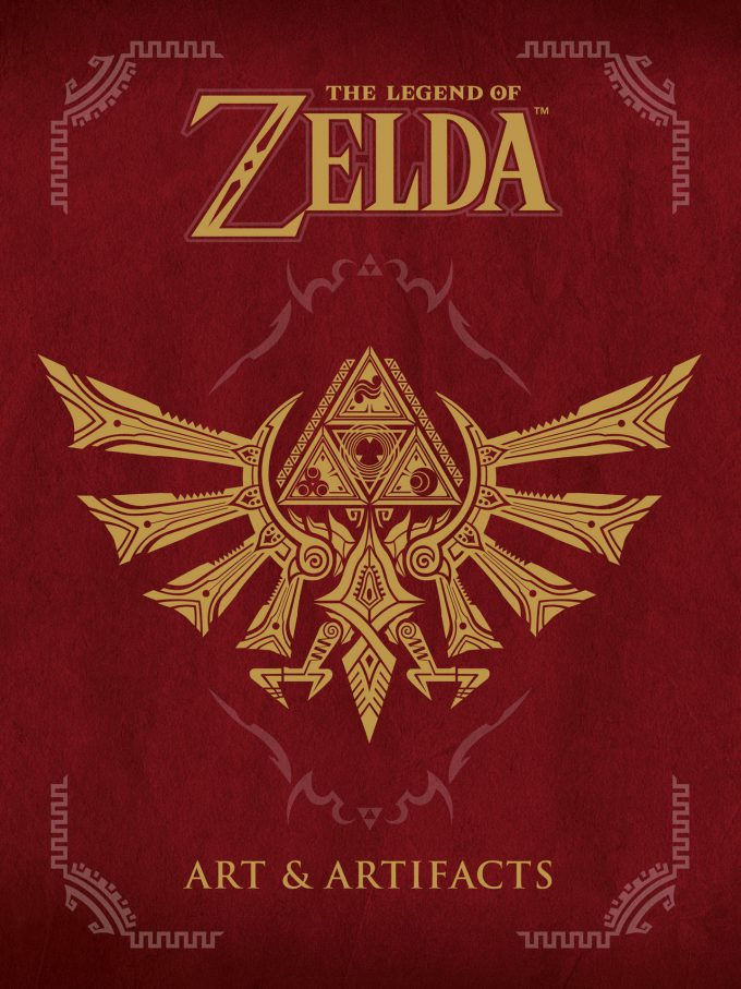The-Legend-of-Zelda-Art-and-Artifacts-Art-Book-000-00