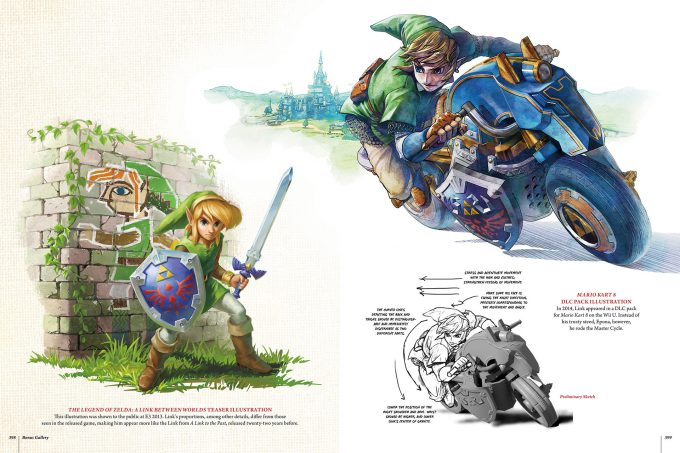 The-Legend-of-Zelda-Art-and-Artifacts-Art-Book-398-399
