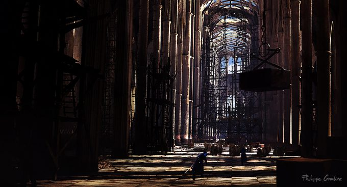 Assassins Creed Movie 2016 Concept Art PG Cathedral 04