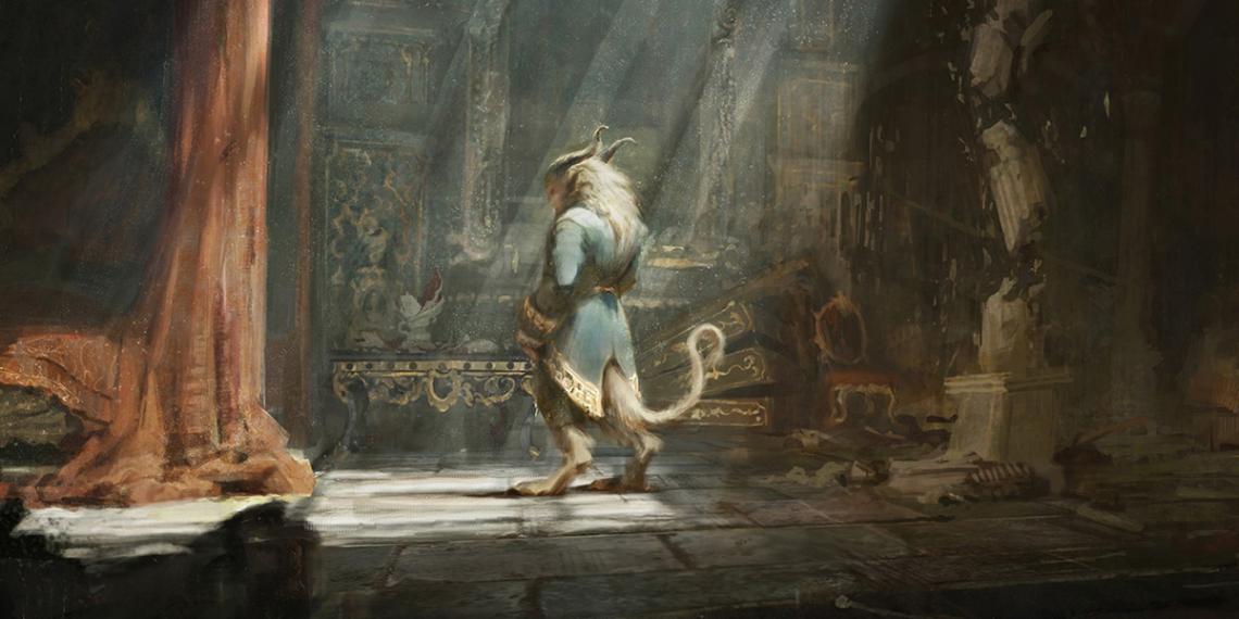 Beauty and the Beast Concept Art Disney Karlsimon 0 M01
