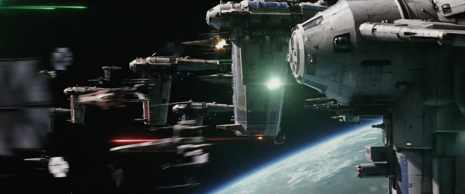 Star Wars: The Last Jedi Official Teaser Trailer   Concept ... - photo#45