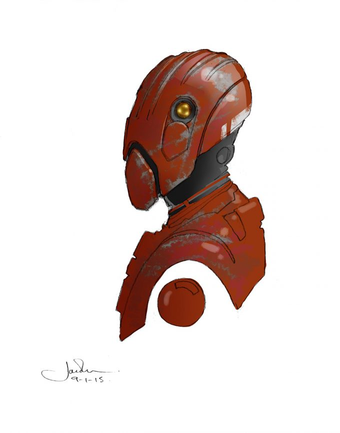 Star Wars Rogue One Concept Art Jake Lunt K2S0 01