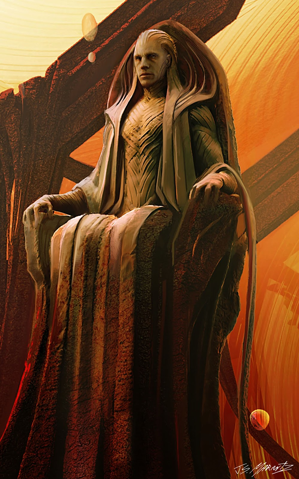 Guardians of the Galaxy Vol.2 Concept Art by Jerad S ...