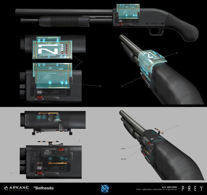 Prey Game 2017 Concept Art Arkane Studios Bethesda DS 56