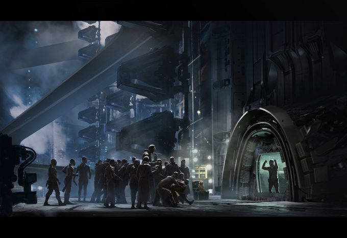 guardians of the galaxy vol 2 concept art JB 1011 Set EclectorCentralRMEXT 150831 Sketch 9 v001