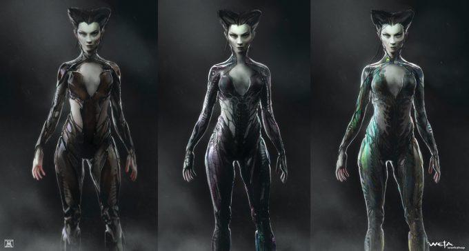 Power Rangers Concept Art andrew baker ritaoptions