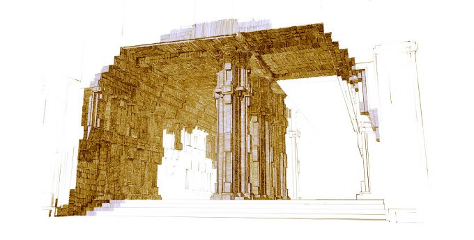 SpellForce 3 Concept Art Raphael Lubke crosshatch