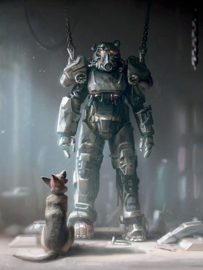 Fallout 4 concept art IN 01