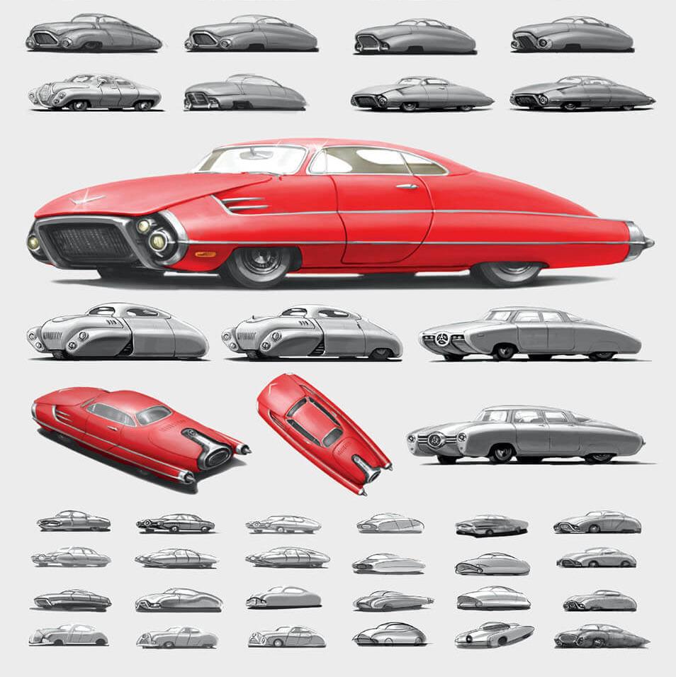 Fallout 4 Concept Art In Vehicles 02 Concept Art World