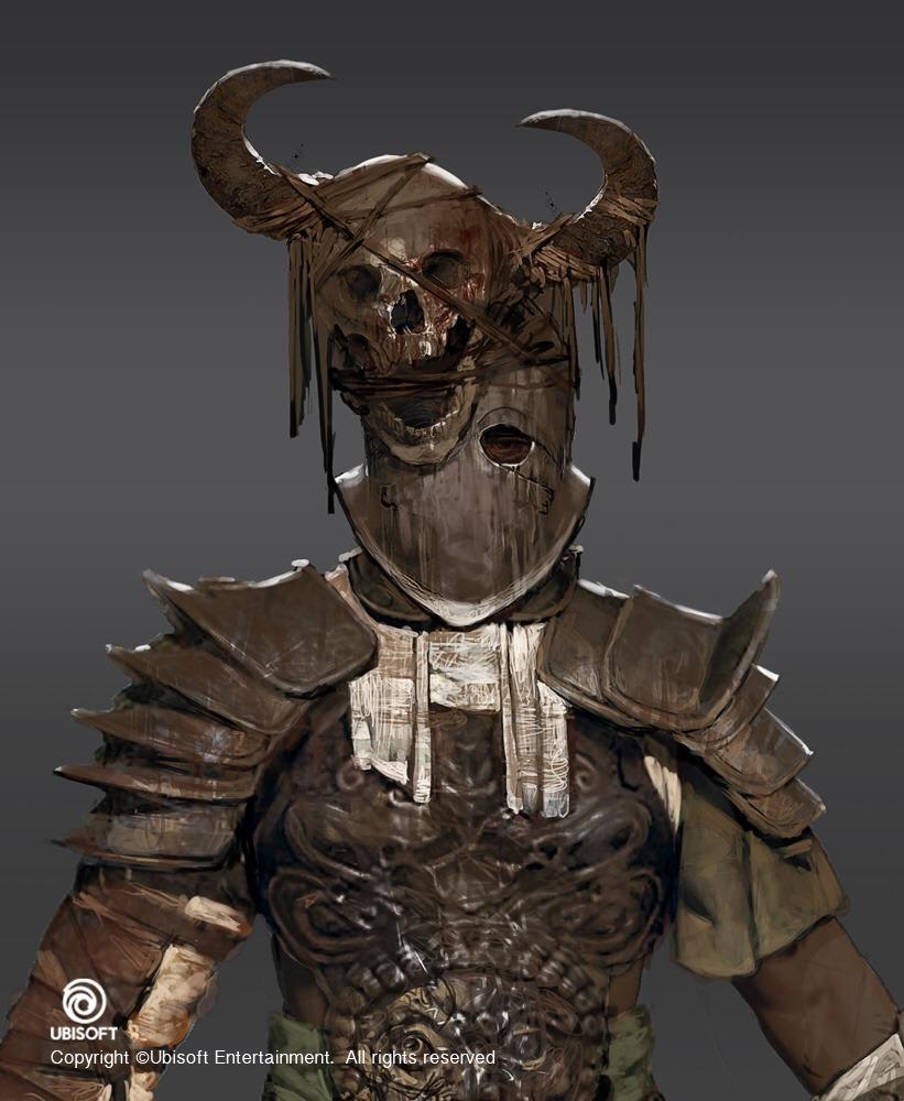 Assassin S Creed Origins Concept Art By Jeff Simpson Concept Art