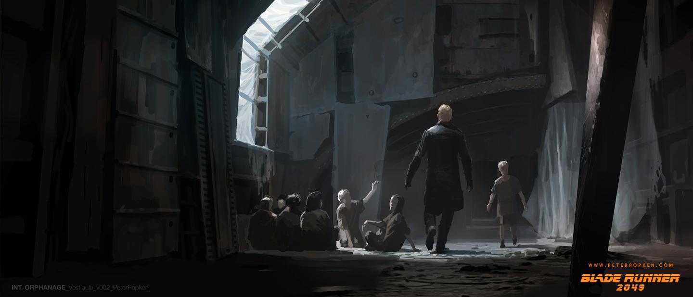 Blade Runner 2049 Concept Art By Peter Popken Concept Art World