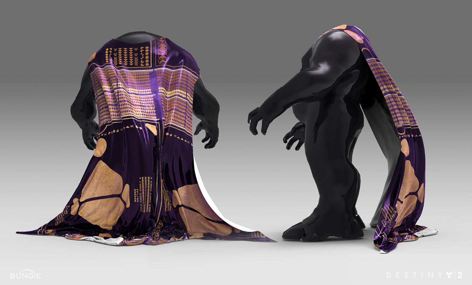 destiny 2 concept art by joseph cross concept art world. Black Bedroom Furniture Sets. Home Design Ideas