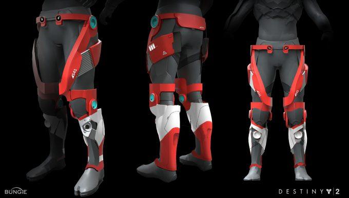 destiny 2 concept art adrian majkrzak hunter exotic legs st0mp EE5