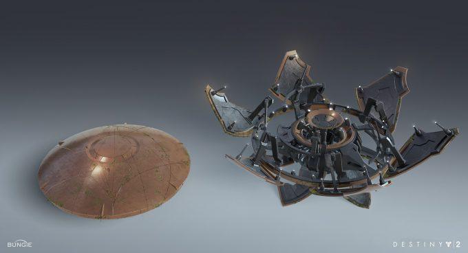 destiny 2 concept art adrian majkrzak vexteleporter001
