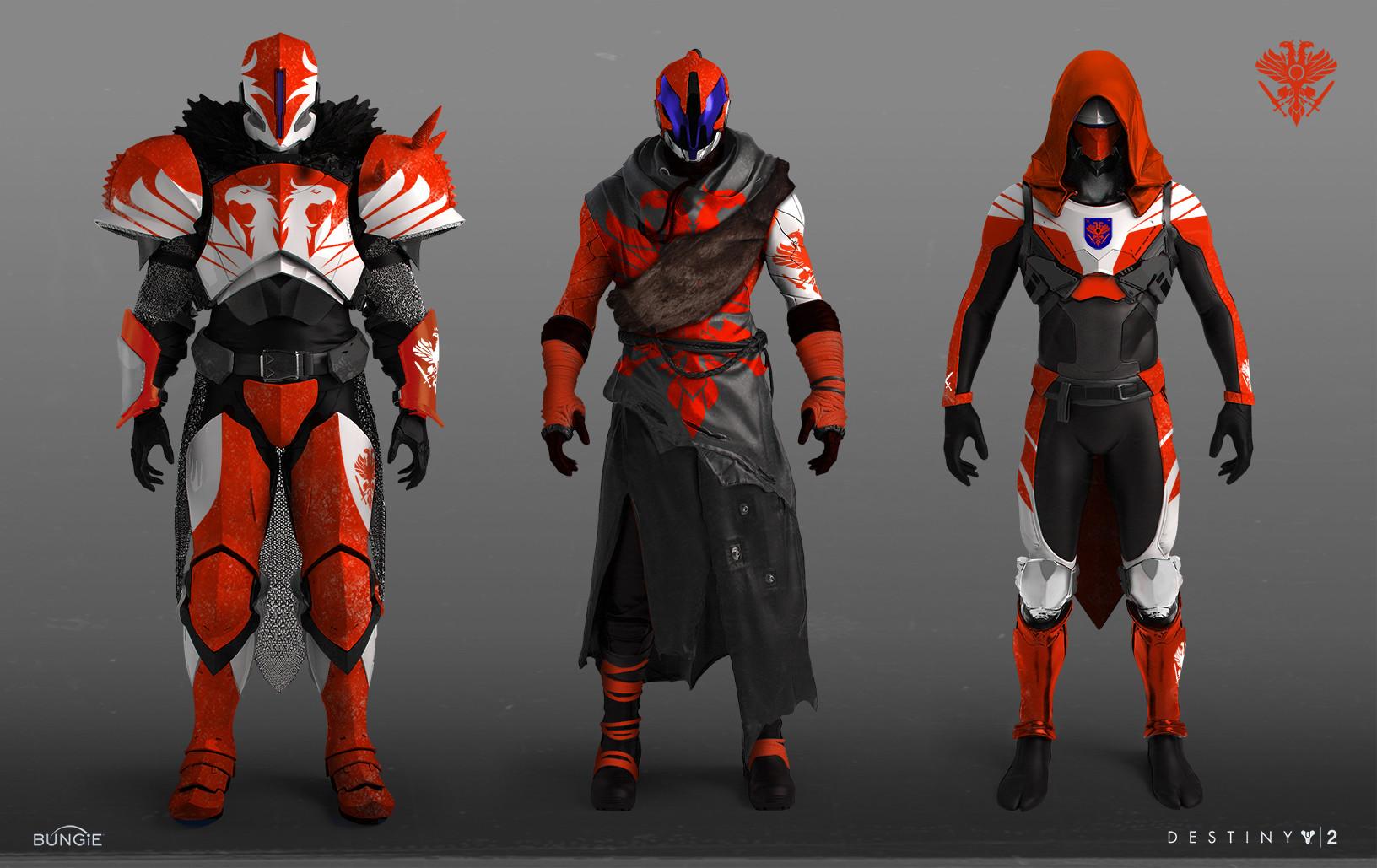 Destiny 2 Concept Art by Joseph Cross | Concept Art World