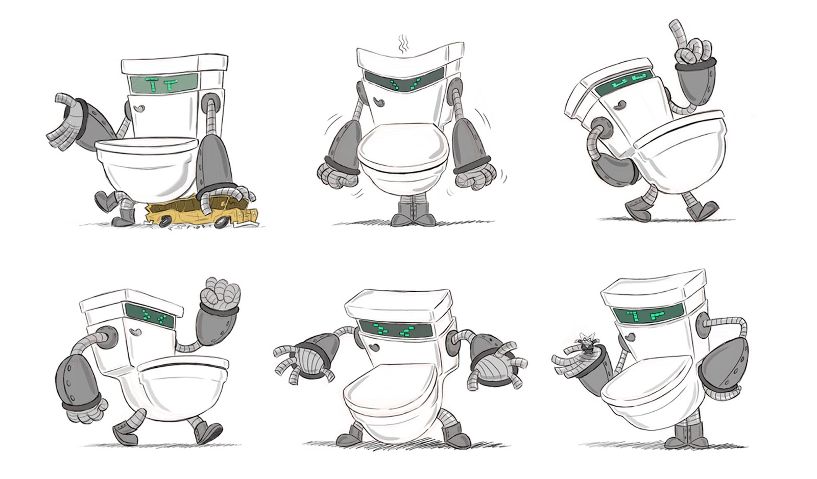 Character Design For Animation Class With Nate Wragg : Nate wragg concept art world
