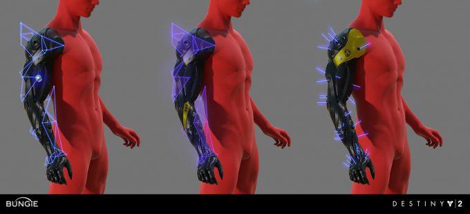 Aeon Swift Hunter Gauntlets