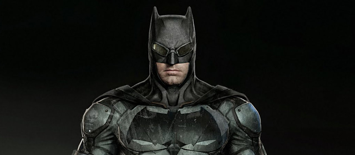 Justice League Concept Art Jerad Marantz Batman 01 Tech M01