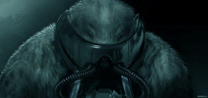 Star Wars Rogue One Concept Art Ivan Manzella 00