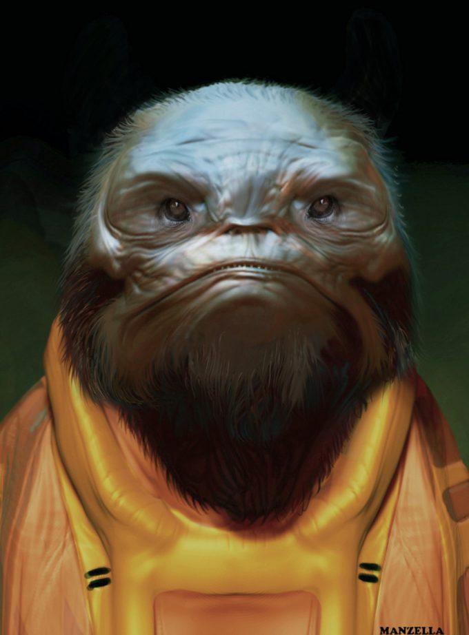 Star Wars Rogue One Concept Art Ivan Manzella 02