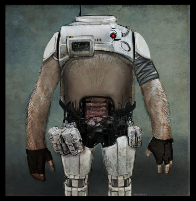 Star Wars Rogue One Concept Art Ivan Manzella 04