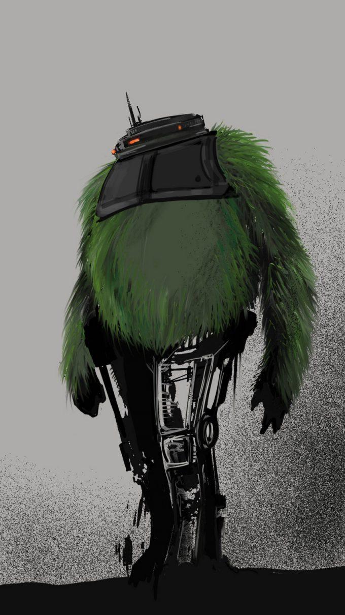 Star Wars Rogue One Concept Art Ivan Manzella 06