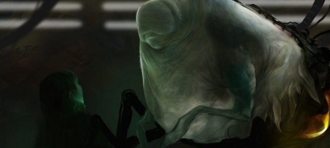 Star Wars Rogue One Concept Art Ivan Manzella 07