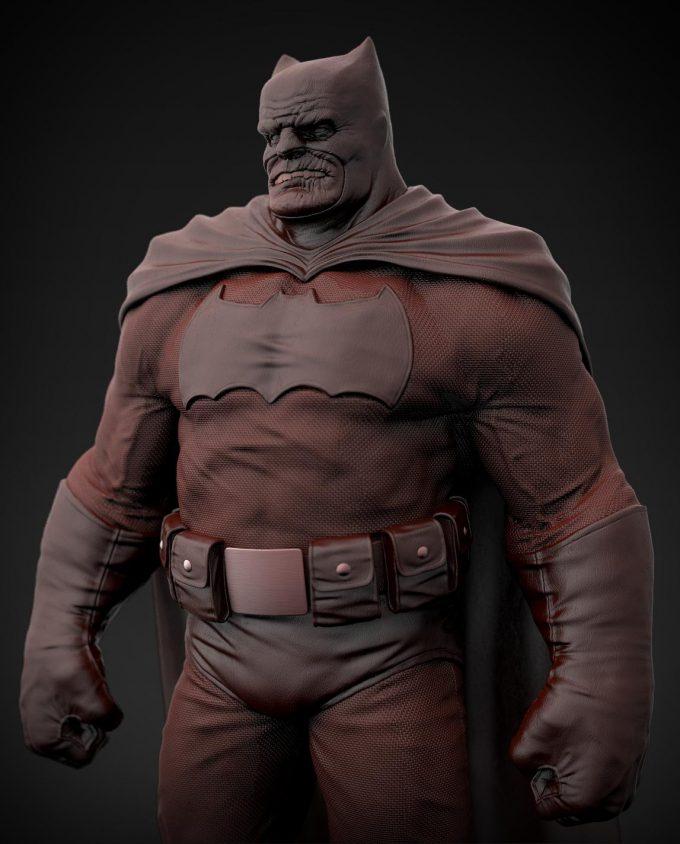 jason martin character art batman midshot