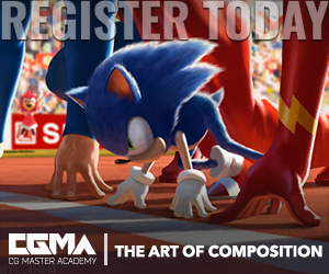 CGMA – The Art of Composition – 1