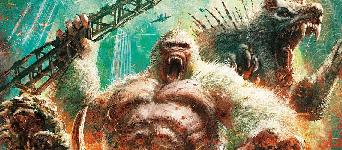 Rampage Japanes Movie Art Poster Kouji Tajima Illustration M01