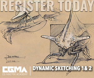 Dynamic Sketching Art Class