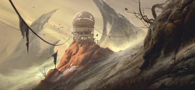 Max Bedulenko Concept Art 02