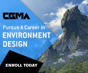 CGMA – Environment Design 1