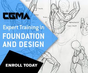 CGMA – Foundation and Design 1
