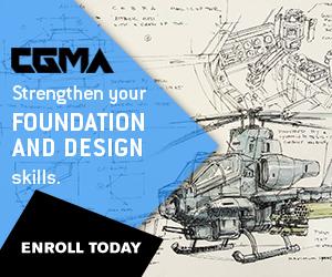 CGMA – Foundation and Design 2